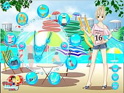 Water Park with Amy game