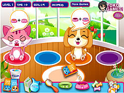 Pet Shop Caring game