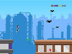 Just Jump game