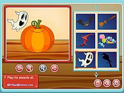 Cute Pumpkin Head game