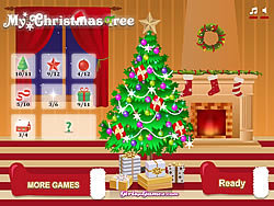My Christmas Tree game