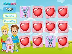 Happy Hearts game