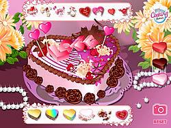 Valentine's Cake game