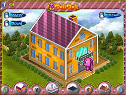 Toto House Design game