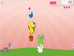 Tweety's Pickin' Tower Game game