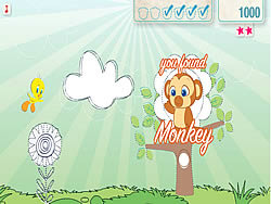 Tweety's Color Safari game