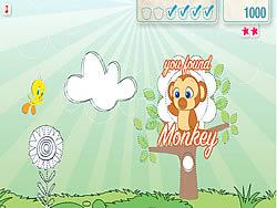 Tweety's Color Safari game