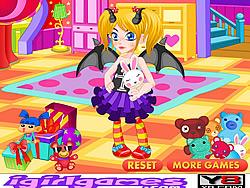 Happy Halloween Princess game