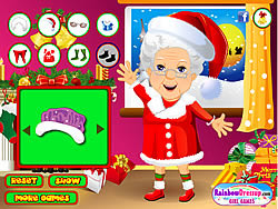 Mrs Santa Claus game
