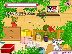 Cute Hungry Cat game