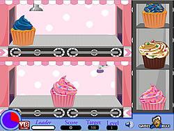 Cupcake Icing game