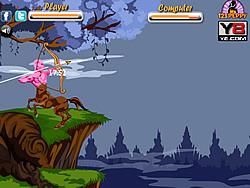 Centaurs War game