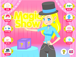 Lovely Magician game
