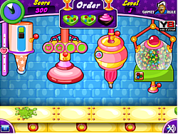 Choco Cake Maker game