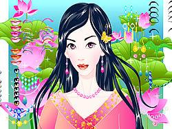 เล่นเกมฟรี Magic Garden Make up