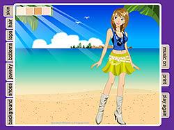 เล่นเกมฟรี Girl Dressup 2