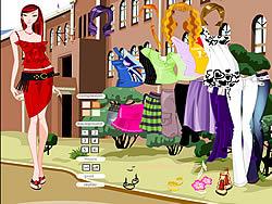 Girl Dressup 12 game
