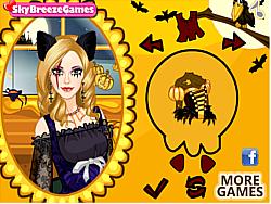 Raven Queen's Prom Makeup game