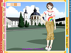 Girl Dressup 26 game