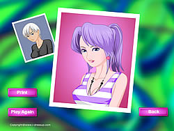 Girl Makeover 16 game