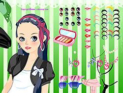 Girl Makeover 32 game