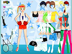 juego All Sports Dressup