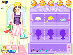 juego Dress Wardrobe