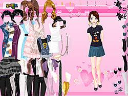 Summer Fashion Dressup game