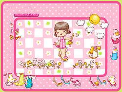 Baby Clothing Dressup game