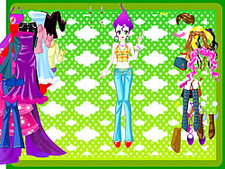 Extreme Fashion Dressup game