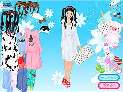 Soft Comfort Dress Up game