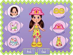 Hawaii Hula Doll game
