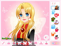Cosplay Girl game