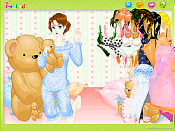Glamour Nightwear game
