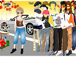 Ferrari Dress Up 3 game