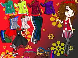 Dora Doll Dressup game