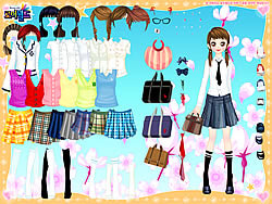 Work Outfit Dress Up game