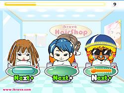 iBravo Hair Shop game