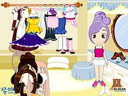 Doll Costume Dressup game