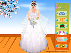 Romantic Wedding Gowns game