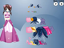 Nice Anime Girl game