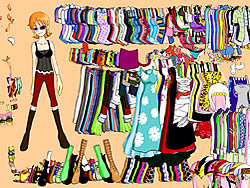 Girl In Cheongsam Dressup game