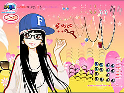 Anda Makeup game