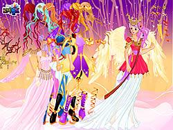 Fairy Princess Dressup game