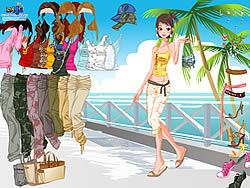 juego Summer Cargo Pants