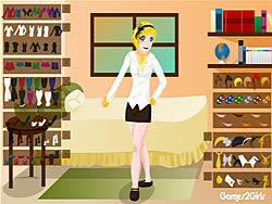 School Ready Dressup game