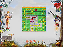 Flower Quest game