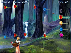 Flowergirl game